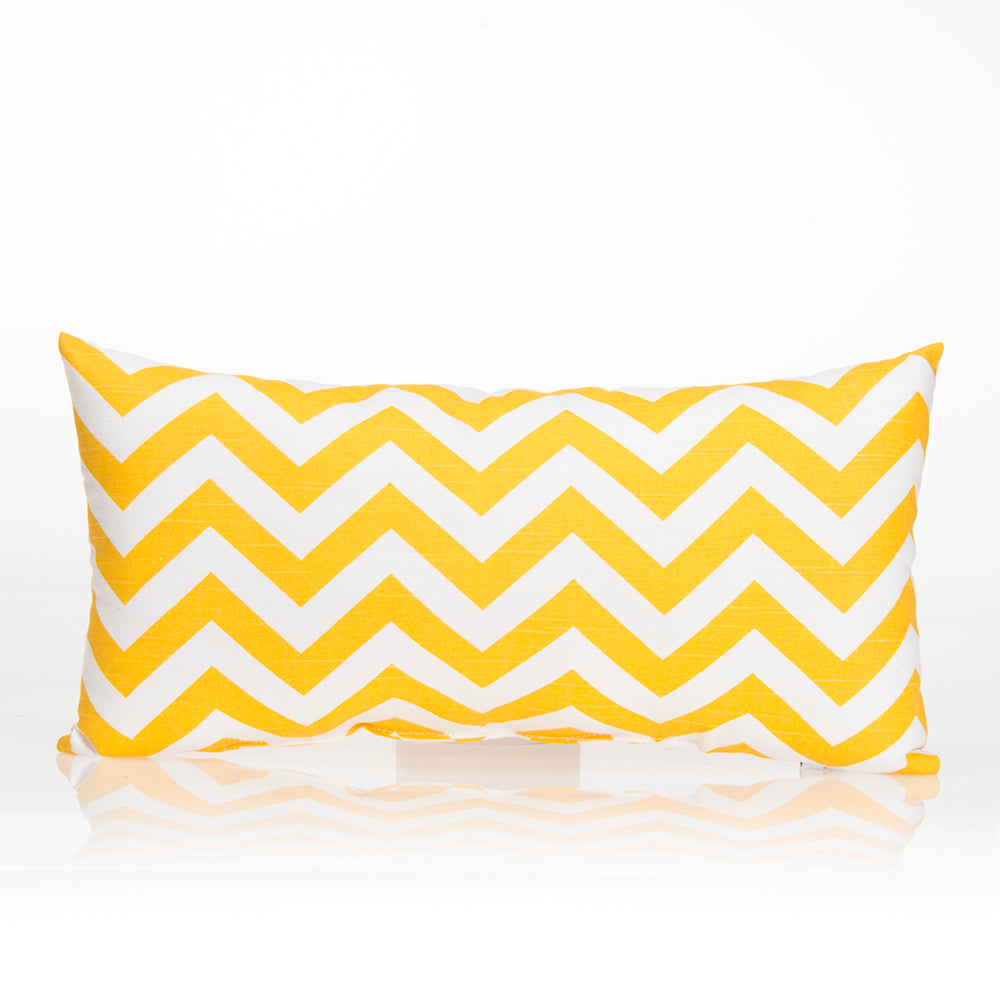 Swizzle Yellow Pillow - Rectangle - Shop Baby Slings & wraps, Baby Bedding & Home Decor !