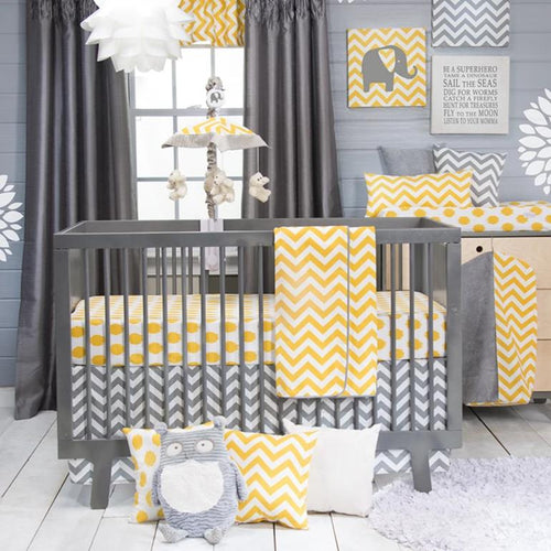 SWIZZLE YELLOW 3 PIECE SET - Shop Baby Slings & wraps, Baby Bedding & Home Decor !