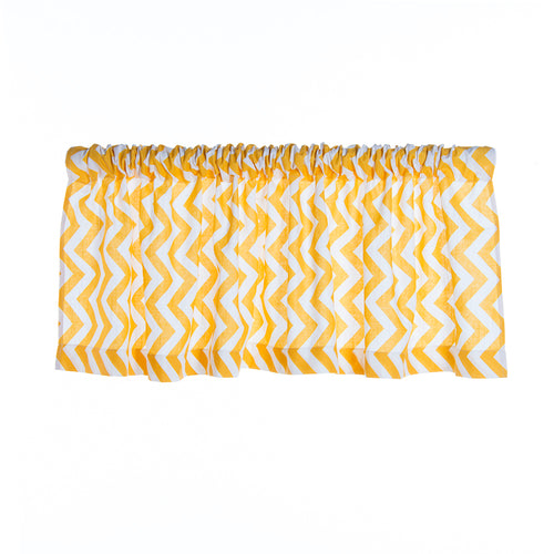 Swizzle Yellow Valance - Shop Baby Slings & wraps, Baby Bedding & Home Decor !