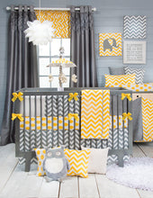 Load image into Gallery viewer, Swizzle Yellow Musical Mobile - Shop Baby Slings & wraps, Baby Bedding & Home Decor !
