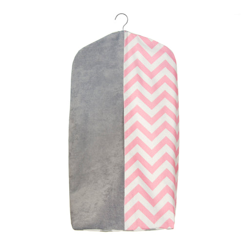 Swizzle Pink Diaper Stacker