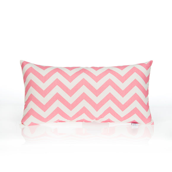 Swizzle Pink Pillow - Rectangle - Shop Baby Slings & wraps, Baby Bedding & Home Decor !