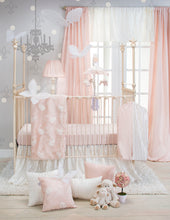 Load image into Gallery viewer, Lil' Princess Fitted Sheet Pink - Shop Baby Slings & wraps, Baby Bedding & Home Decor !
