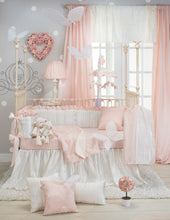 Load image into Gallery viewer, Lil' Princess Lamp - Lamp w Pink Shade - Shop Baby Slings & wraps, Baby Bedding & Home Decor !