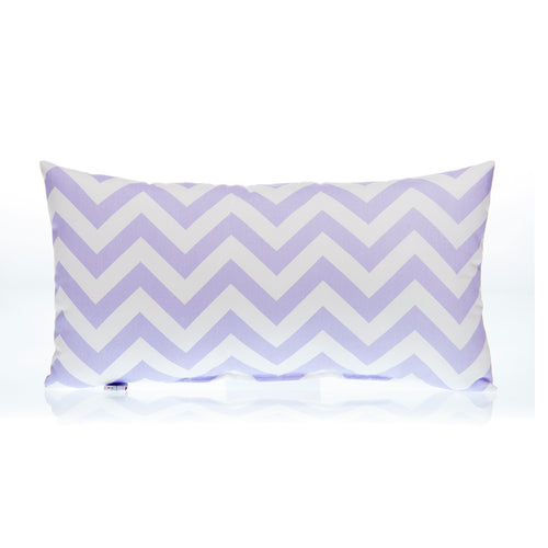 Swizzle Purple Pillow - Rectangle - Shop Baby Slings & wraps, Baby Bedding & Home Decor !