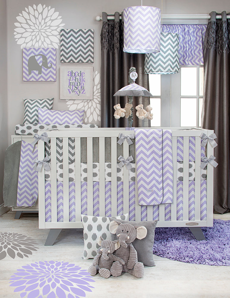 Swizzle Purple Swatch Set - Shop Baby Slings & wraps, Baby Bedding & Home Decor !