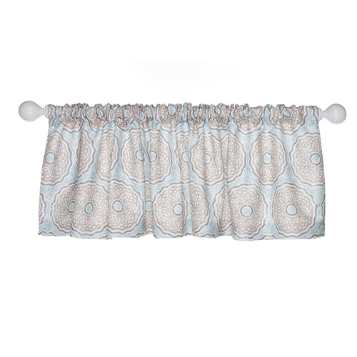 Luna Window Valance - Shop Baby Slings & wraps, Baby Bedding & Home Decor !