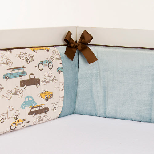 Traffic Jam Bumper - Shop Baby Slings & wraps, Baby Bedding & Home Decor !