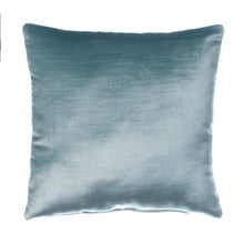 Load image into Gallery viewer, Traffic Jam Pillow  Blue Velvet - Shop Baby Slings & wraps, Baby Bedding & Home Decor !