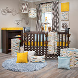 Traffic Jam Mobile Arm Cover (Yellow Dot) - Shop Baby Slings & wraps, Baby Bedding & Home Decor !