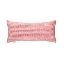 Load image into Gallery viewer, Fish Tales Pillow - Rectangle (Red Print) - Shop Baby Slings & wraps, Baby Bedding & Home Decor !