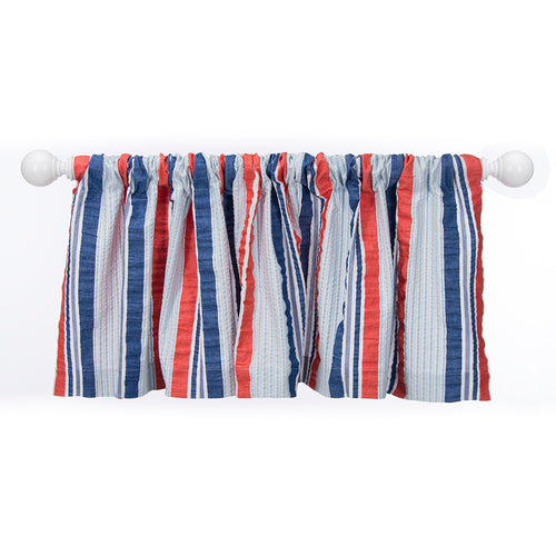 Fish Tales Valance - Shop Baby Slings & wraps, Baby Bedding & Home Decor !