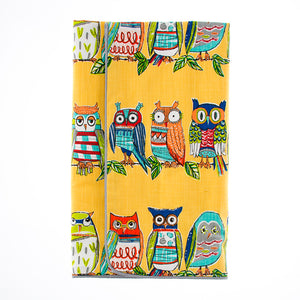 LIL HOOT 4 PIECE SET (QUILT, BUMPER, DOT SHEET, CRIB SKIRT) - Shop Baby Slings & wraps, Baby Bedding & Home Decor !