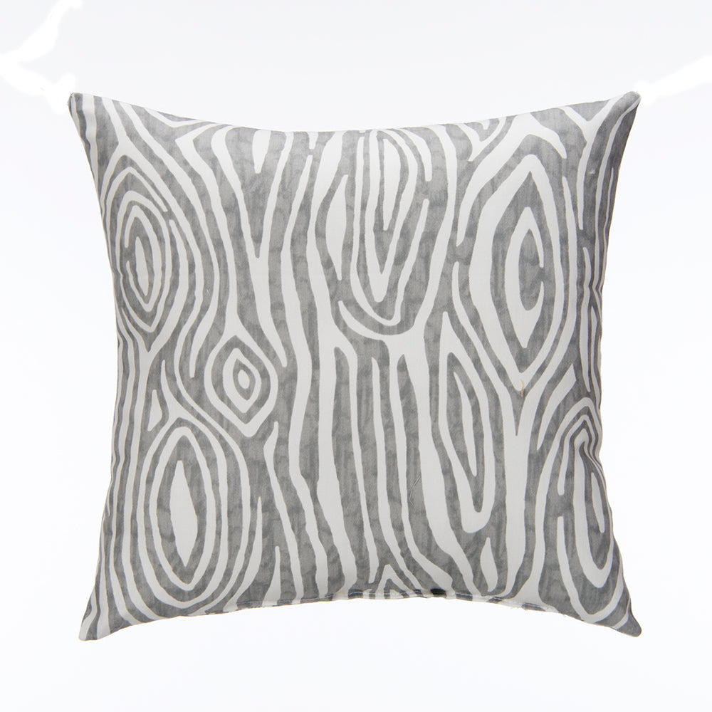 Lil Hoot Pillow - Grey Wood Print - Shop Baby Slings & wraps, Baby Bedding & Home Decor !