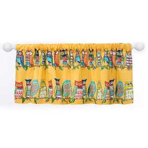 Lil Hoot Valance - Shop Baby Slings & wraps, Baby Bedding & Home Decor !