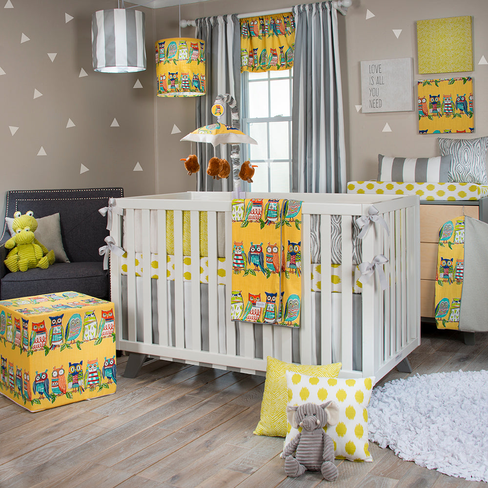 Lil Hoot Musical Mobile - Shop Baby Slings & wraps, Baby Bedding & Home Decor !