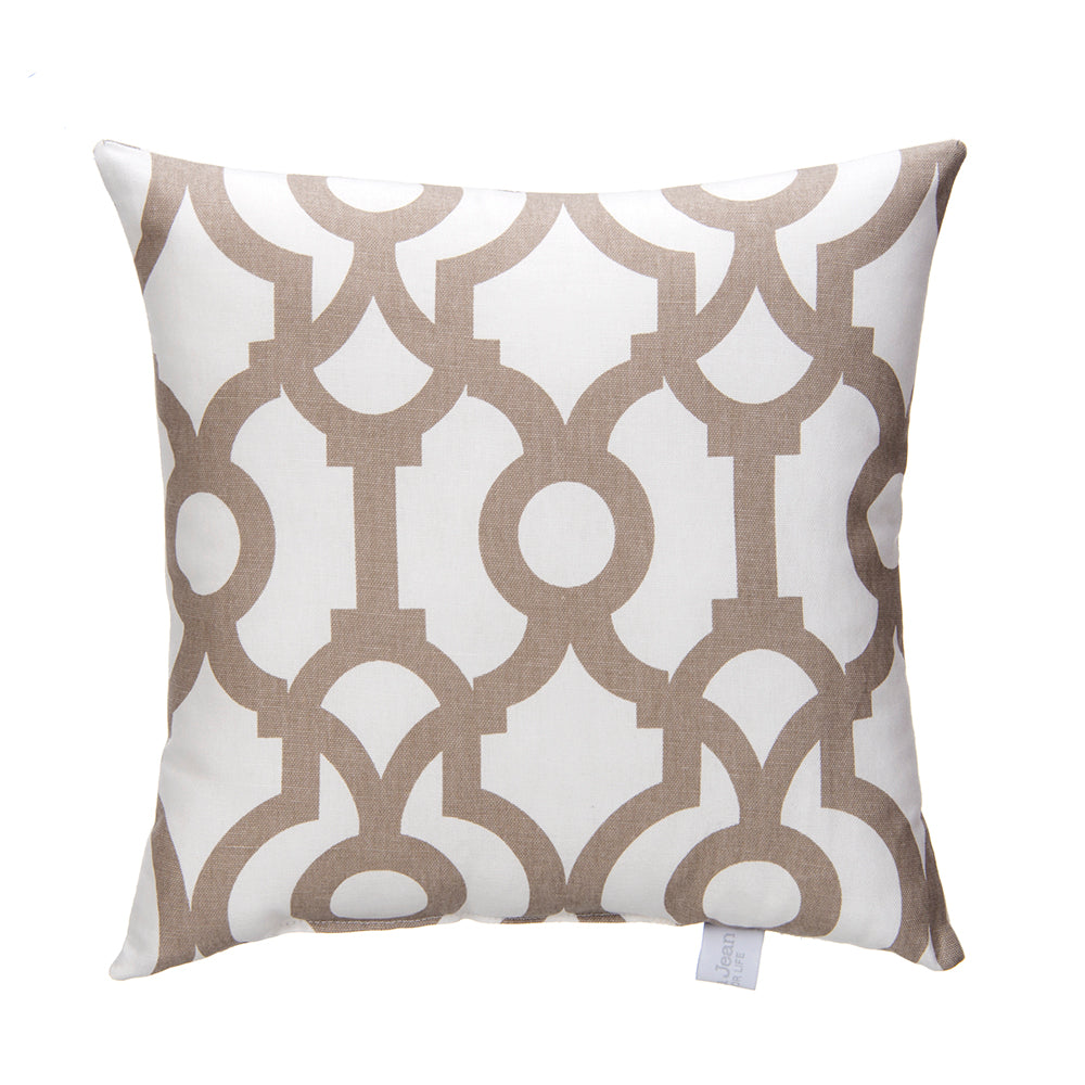 Soho Fretwork Throw Pillow - Shop Baby Slings & wraps, Baby Bedding & Home Decor !