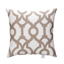 Load image into Gallery viewer, Soho Fretwork Throw Pillow - Shop Baby Slings & wraps, Baby Bedding & Home Decor !