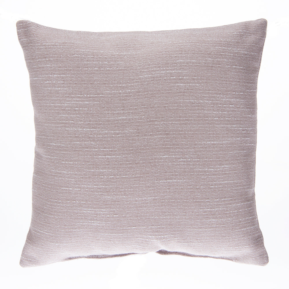 Soho Textured Throw Pillow in Taupe - Shop Baby Slings & wraps, Baby Bedding & Home Decor !