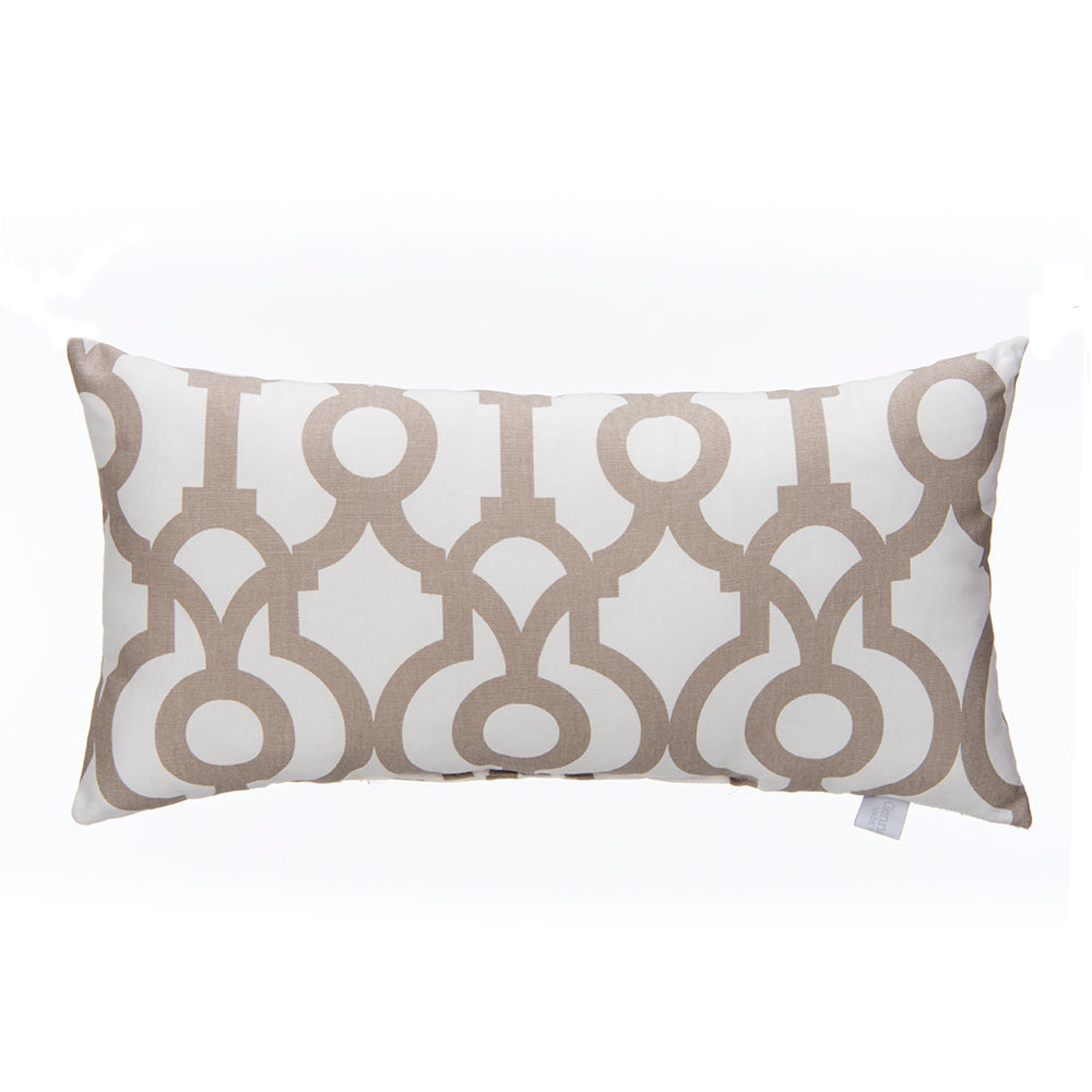 Soho Fretwork Oblong Throw Pillow - Shop Baby Slings & wraps, Baby Bedding & Home Decor !