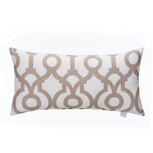 Load image into Gallery viewer, Soho Fretwork Oblong Throw Pillow - Shop Baby Slings & wraps, Baby Bedding & Home Decor !