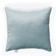 Load image into Gallery viewer, Twiggy Blue Velvet Pillow - Shop Baby Slings & wraps, Baby Bedding & Home Decor !