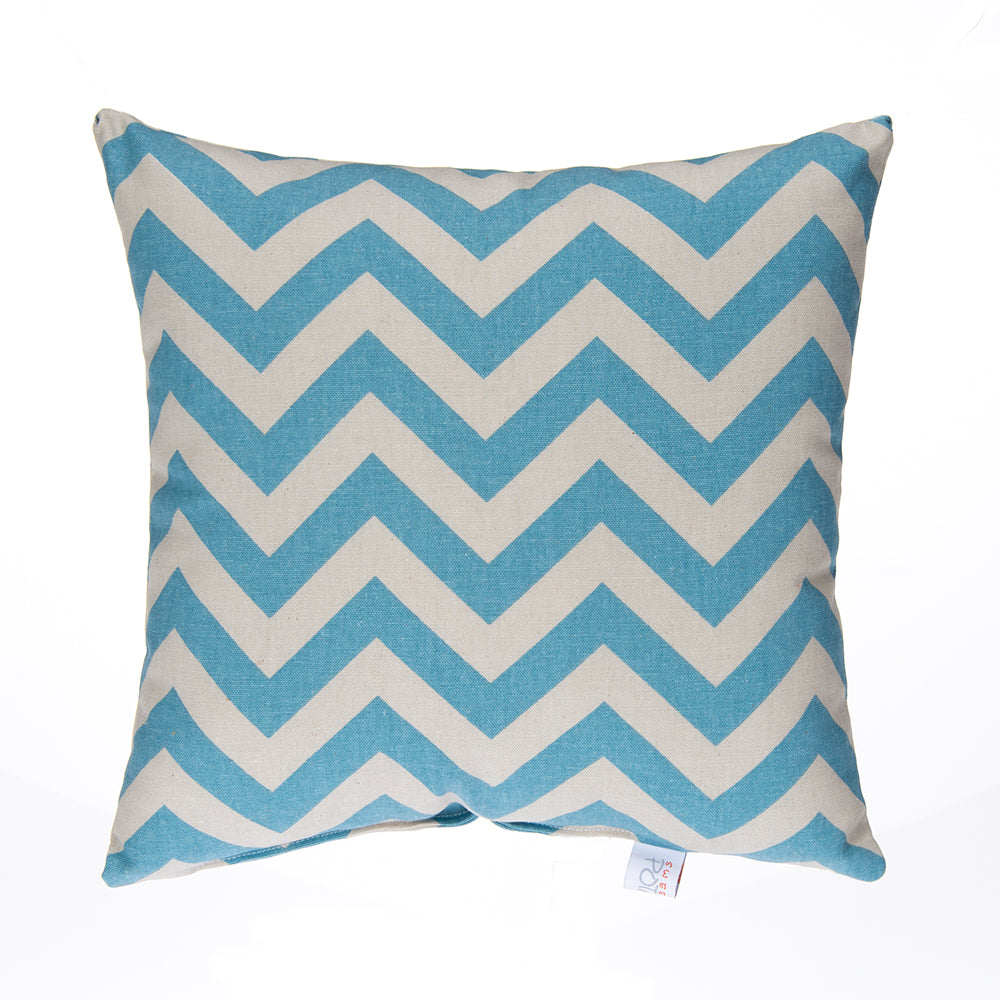 Little Sail Boat Pillow- Blue Chevron - Shop Baby Slings & wraps, Baby Bedding & Home Decor !