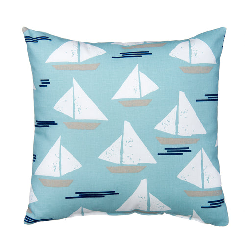 Little Sail Boat Pillow - Sailboat - Shop Baby Slings & wraps, Baby Bedding & Home Decor !
