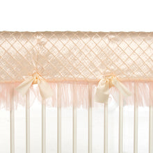 Load image into Gallery viewer, Remember My Love  Crib Rail Protector - Shop Baby Slings & wraps, Baby Bedding & Home Decor !