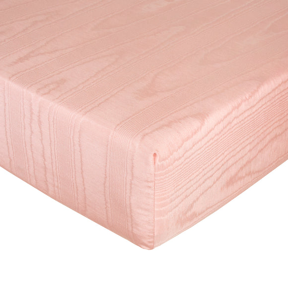 Remember My Love Fitted Sheet (pink moire) - Shop Baby Slings & wraps, Baby Bedding & Home Decor !
