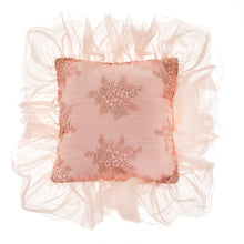 Load image into Gallery viewer, Remember My Love Pillow - Pink Pintuck - Shop Baby Slings & wraps, Baby Bedding & Home Decor !