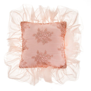 Remember My Love Pillow - Pink Pintuck - Shop Baby Slings & wraps, Baby Bedding & Home Decor !