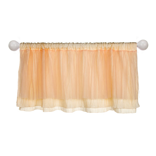 Remember My Love Window Valance  (Approximately 54x23