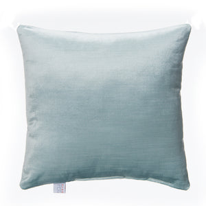 Happy Camper Pillow - Solid Blue - Shop Baby Slings & wraps, Baby Bedding & Home Decor !
