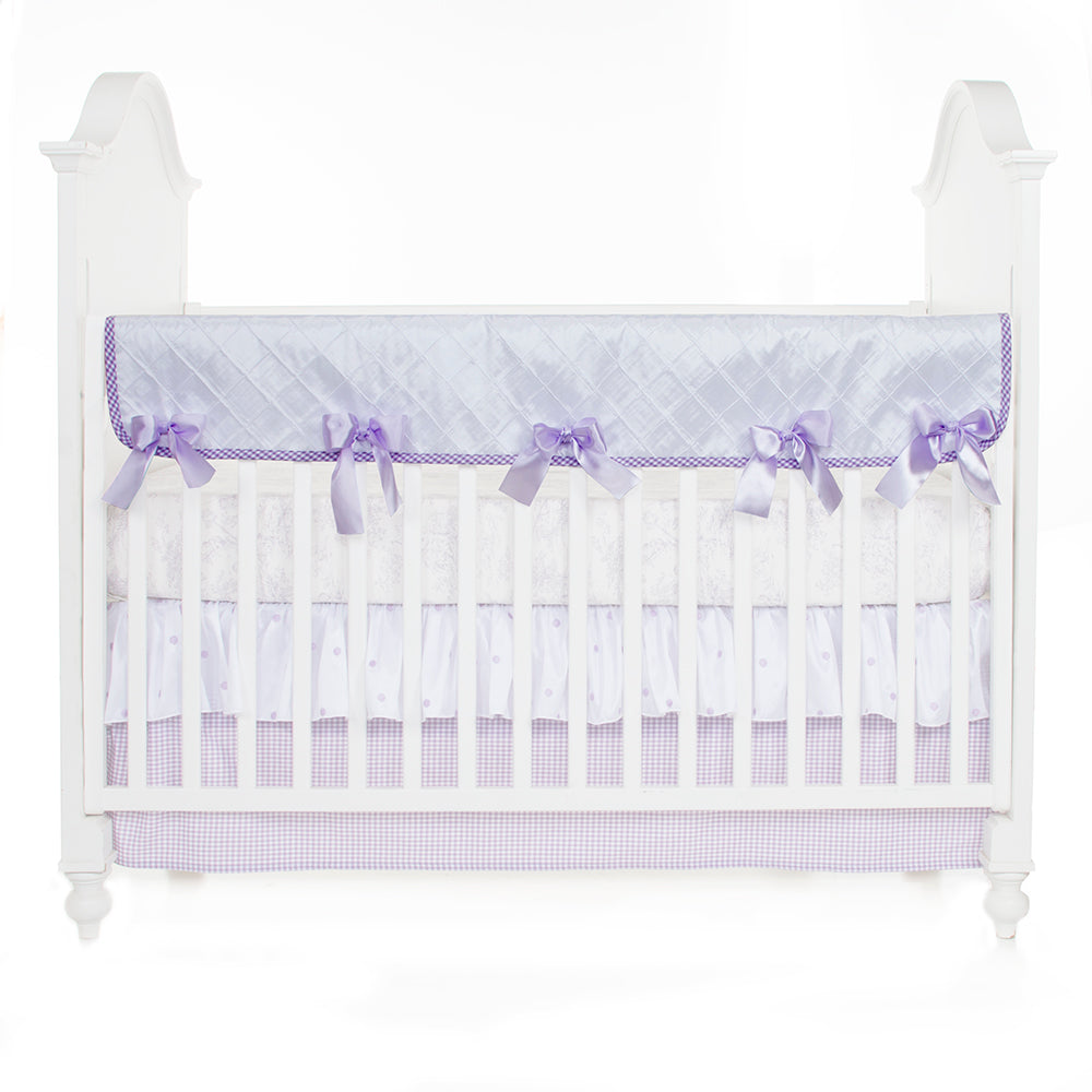 Sweet Pea  Crib Rail Protector - Shop Baby Slings & wraps, Baby Bedding & Home Decor !