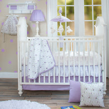 Load image into Gallery viewer, Sweet Pea Pillow Purple Check - Shop Baby Slings & wraps, Baby Bedding & Home Decor !