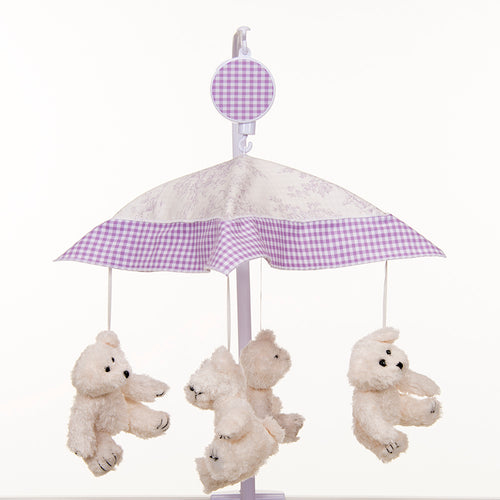 Sweet Pea Musical Mobile (Plays Brahms' Lullaby) - Shop Baby Slings & wraps, Baby Bedding & Home Decor !