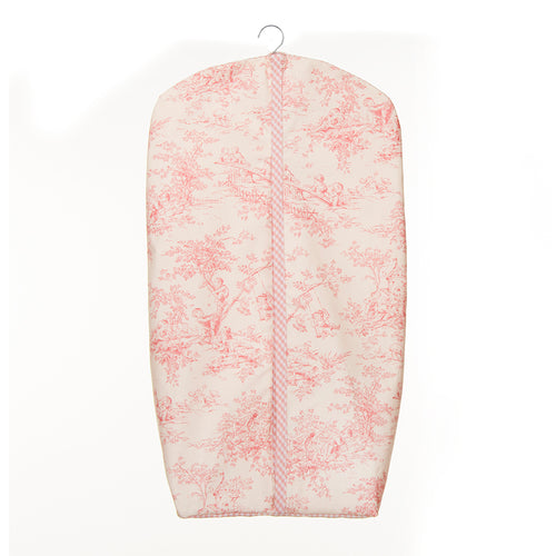 COTTAGE ROSE DIAPER STACKER