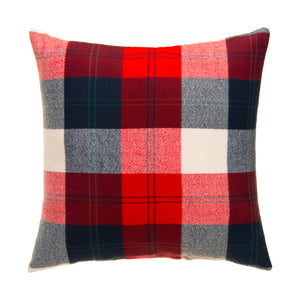 Aspen Plaid Pillow