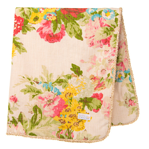 Charlotte Quilt (Floral) - Shop Baby Slings & wraps, Baby Bedding & Home Decor !