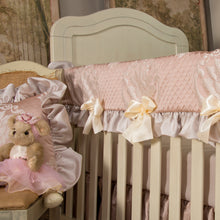 Load image into Gallery viewer, Angelica Convertible Crib Rail Protector - Long (Individual) - Shop Baby Slings & wraps, Baby Bedding & Home Decor !
