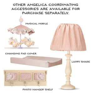 Angelica Changing Pad Cover for Baby Nursery - Shop Baby Slings & wraps, Baby Bedding & Home Decor !