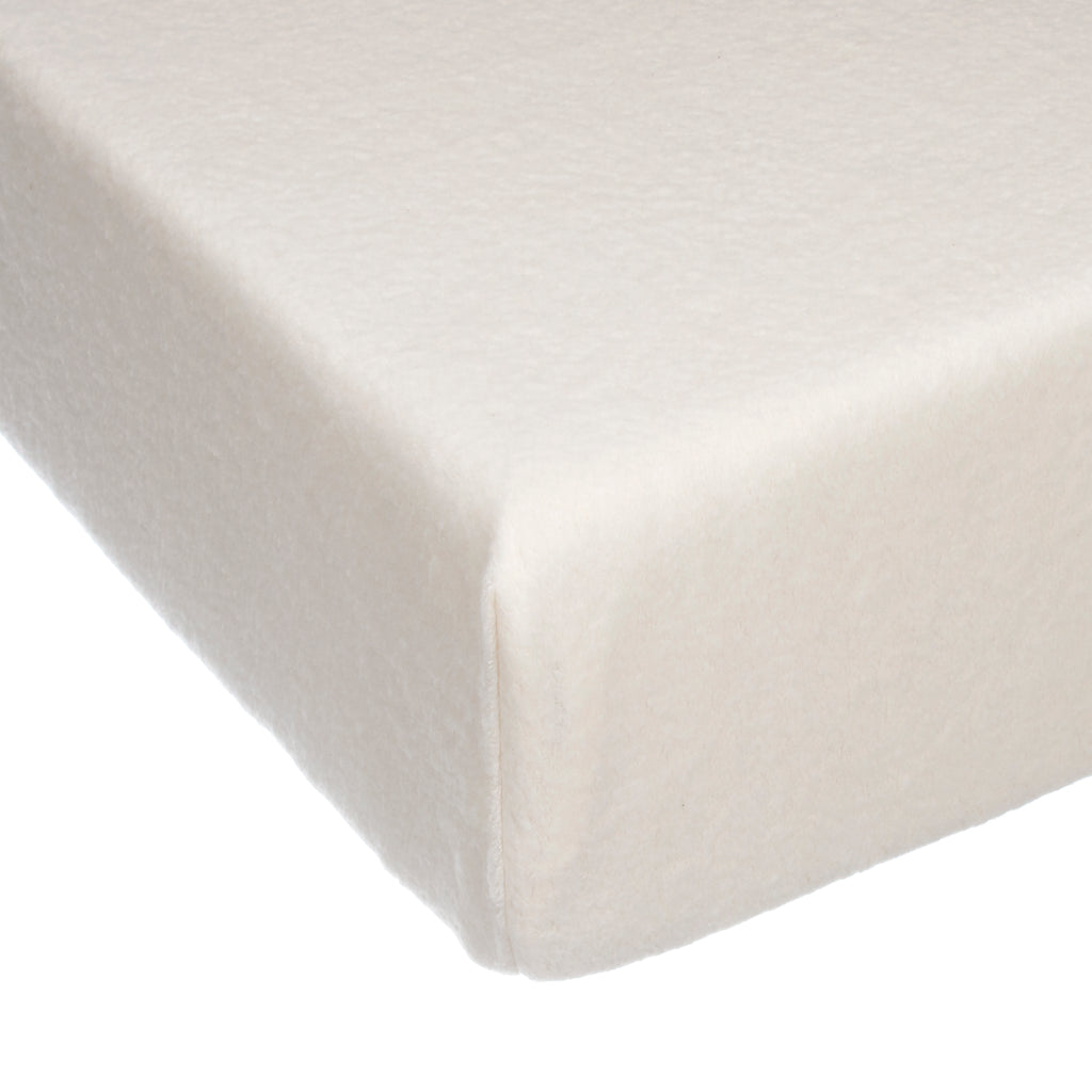 Angelica Fitted Sheet (Cream Softee) - Shop Baby Slings & wraps, Baby Bedding & Home Decor !