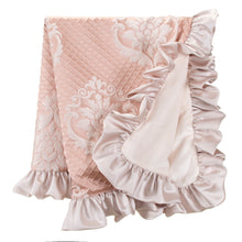Load image into Gallery viewer, Angelica 3Pc Set (Includes quilt,   sheet, crib skirt) - Shop Baby Slings & wraps, Baby Bedding & Home Decor !