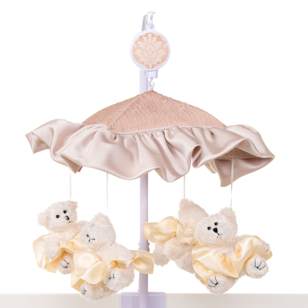 Angelica Musical Mobile (Plays Brahms' Lullaby) - Shop Baby Slings & wraps, Baby Bedding & Home Decor !