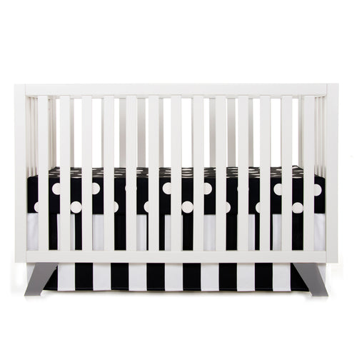 APOLLO 2PC  SET (INCLUDES SHEET, CRIB SKIRT) - Shop Baby Slings & wraps, Baby Bedding & Home Decor !