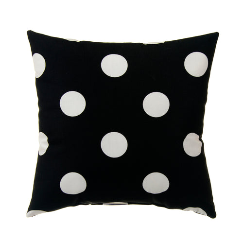 Apollo Pillow- Black Dot 14