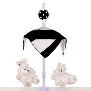 Apollo Musical Mobile (Plays Brahms' Lullaby) - Shop Baby Slings & wraps, Baby Bedding & Home Decor !