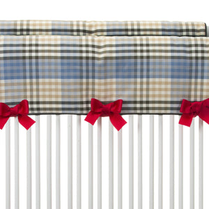AIR TRAFFIC CONVERTIBLE CRIB RAIL PROTECTOR - Shop Baby Slings & wraps, Baby Bedding & Home Decor !