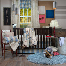 Load image into Gallery viewer, AIR TRAFFIC WINDOW VALANCE - Shop Baby Slings & wraps, Baby Bedding & Home Decor !